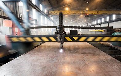 CNC HIGH DEFINITION PLASMA CUTTING